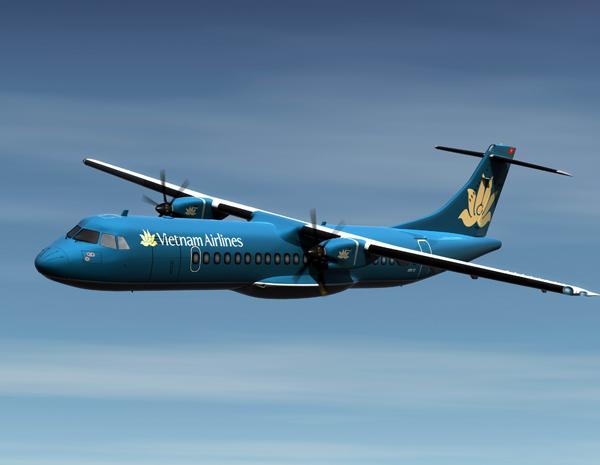 Vietnam airlines khai thác đường bay côn đảo cần thơ