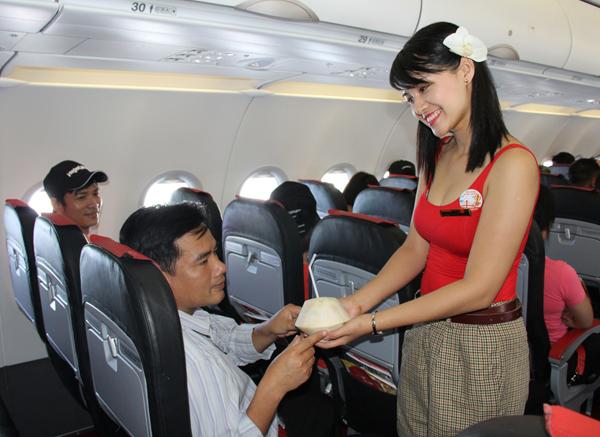 Vietjet khai thác đường bay buôn mê thuột tới Sài Gòn