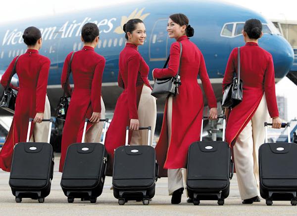 vé máy bay quy nhơn đi sài gòn vietnam airlines